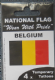 Belgium Country Flag Tattoos.